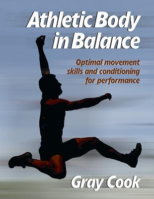 Athletic Body in Balance By Cook, Gray