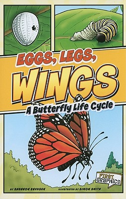 Eggs, Legs, Wings By Knudsen, Shannon/ Smith, Simon (ILT)